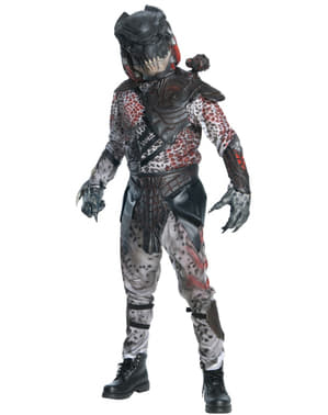 Deluxe Predator verzija 2010 kostim za odrasle