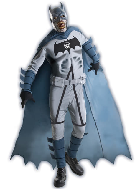 Disfraz de Batman zombie The Blackest Night