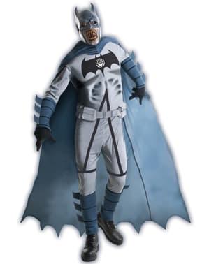 באטמן זומבי הדף השחור לילה למבוגרים תלבושות