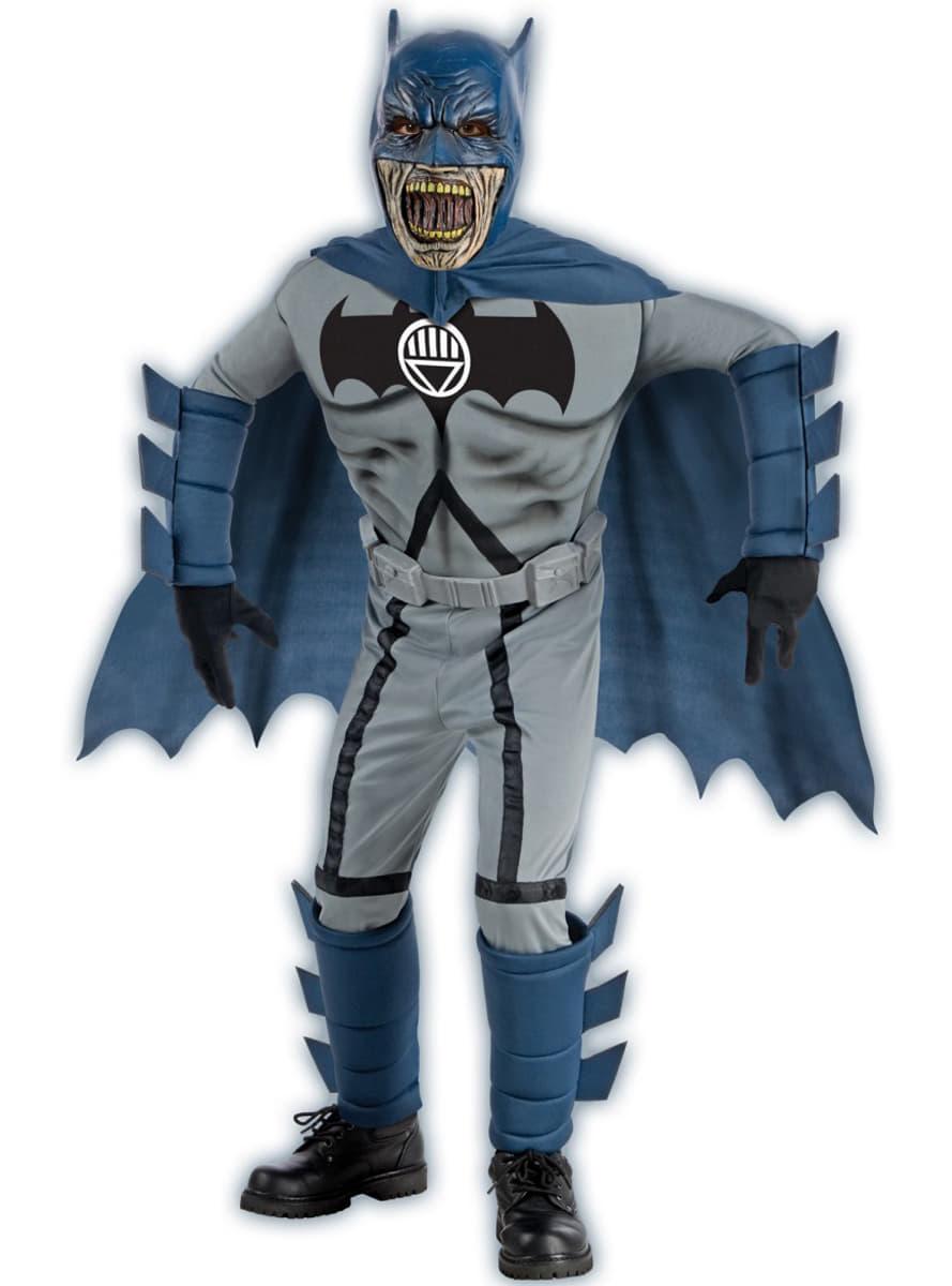 foto de Disfraz de Batman zombie para niño The Blackest Night
