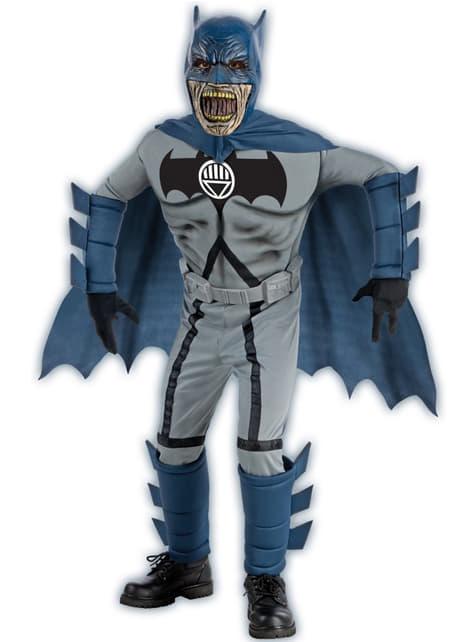 Batman Zombie The Blackest Night kostuum voor jongens