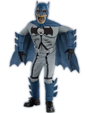 Batman Zombie The Blackest Night kostuum voor jongens