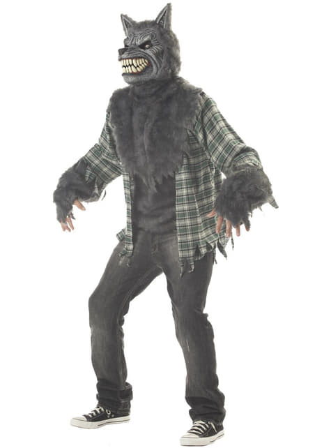 Boze weerwolf Kostuum