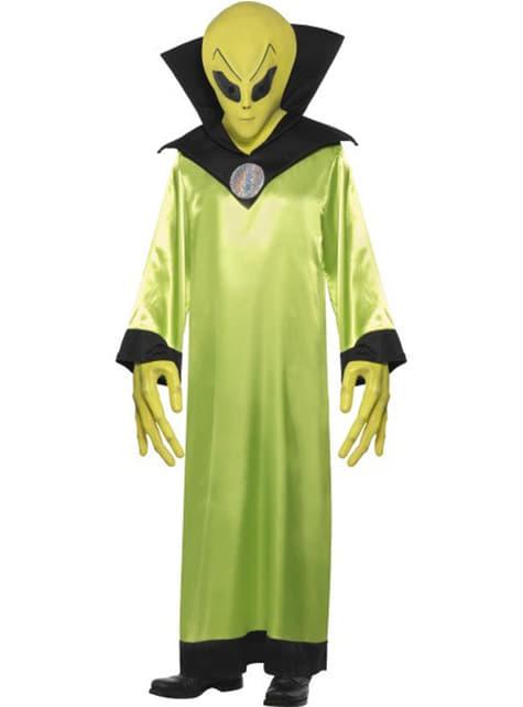 Alien Maskeraddräkt