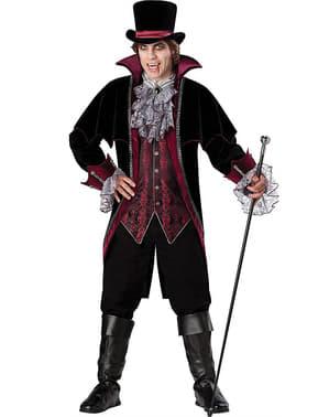 Disfraz de vampiro de Versalles Élite