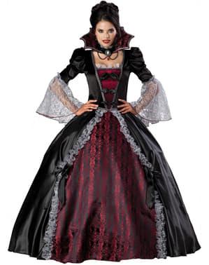 Disfraz de vampiresa de Versalles Élite