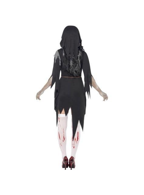 Fato de freira zombie