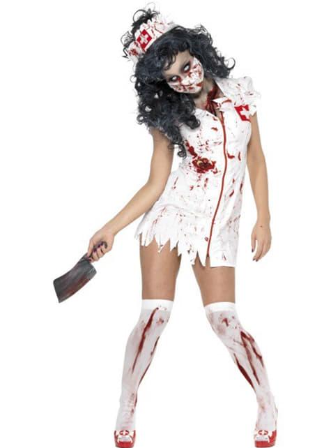 Zombie harhaileva hoitaja -asu aikuisille