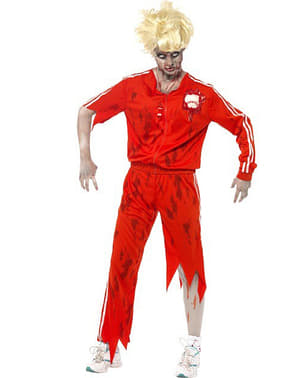 Zombie Gym Teacher Adult Costume