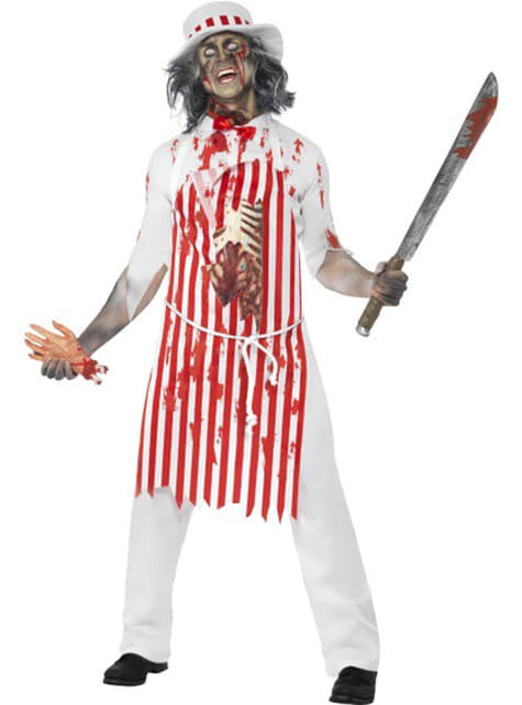 Zombie Butcher Adult Costume