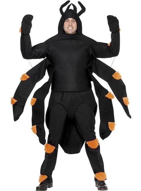 Kostým pre dospelých pavúk