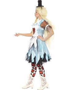 Costume d'Alice au pays des terreurs