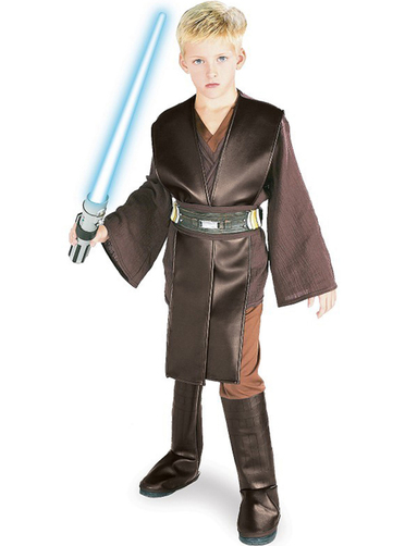 costume d 39 anakin skywalker haut de gamme pour gar on. Black Bedroom Furniture Sets. Home Design Ideas