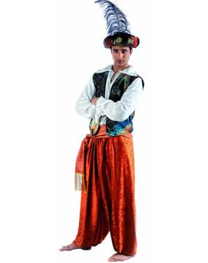 Costum arab tuareg oriental pentru bărbați