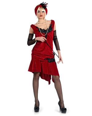 Делюкс Brocade Charleston Dancer костюм для дорослих