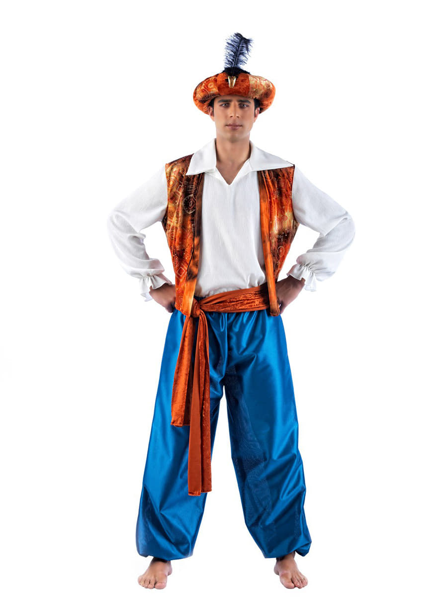 Costume de touareg aladin haut de gamme funidelia for Four haut de gamme