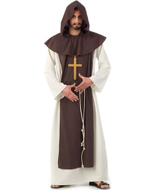 Kloostermonnik Kostuum