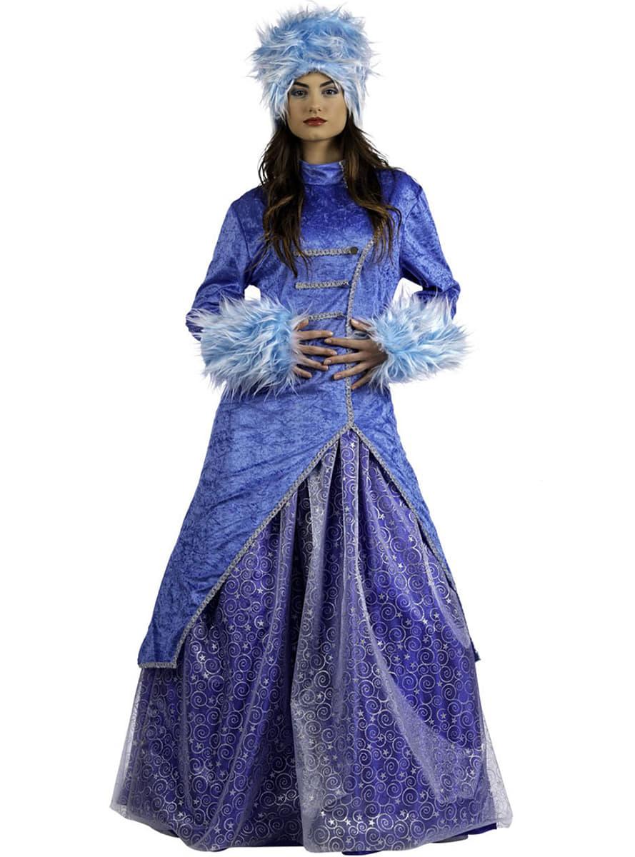 costume de princesse russe haut de gamme funidelia. Black Bedroom Furniture Sets. Home Design Ideas