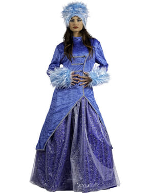 Deluxe Russian Princess Adult Costume