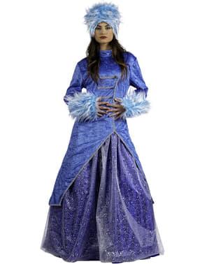 Russisk prinsesse deluxe kostume