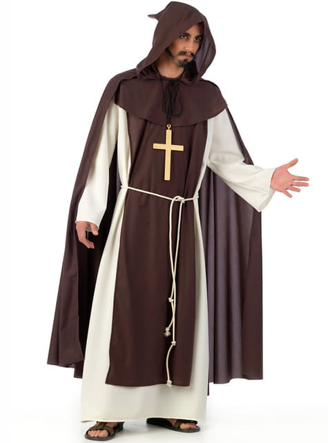 Plášť cisterciánskeho mnícha