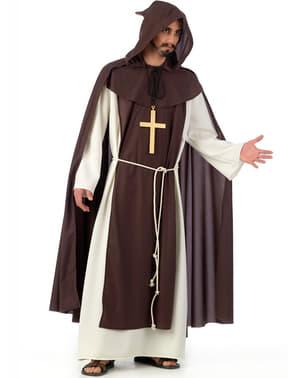 Cisterciansk munk cape
