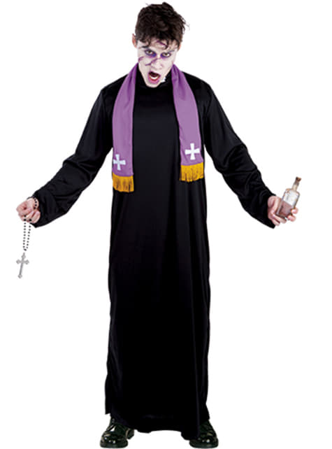 Dräkt Fader Karras Exorcisten