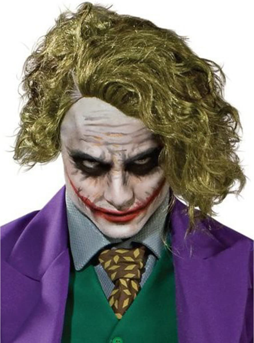 Vestito joker cavaliere oscuro