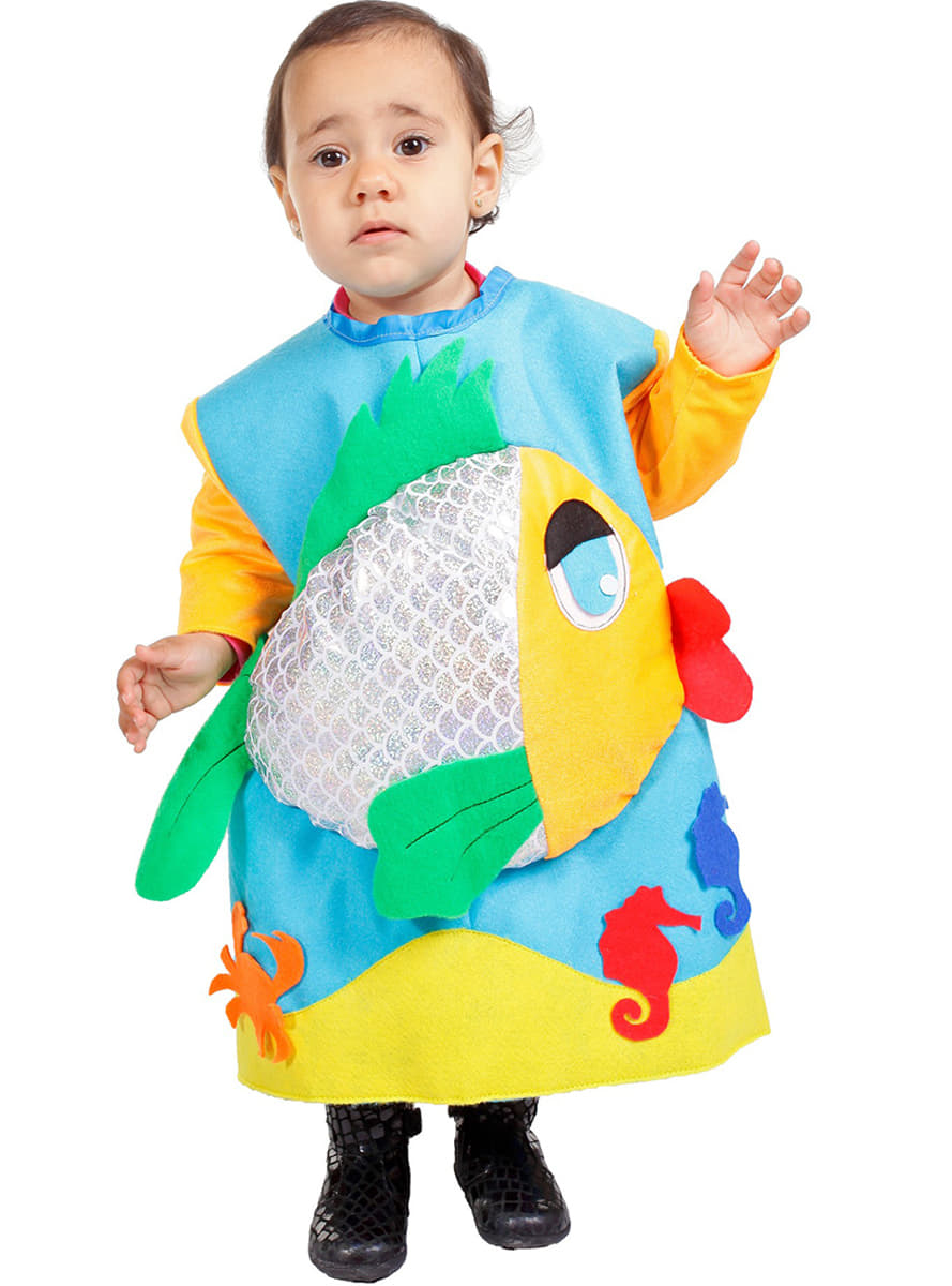 Babies fish overalls costume for Baby fish costume