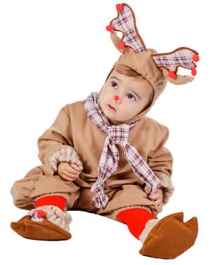 Kostium Śpioszek renifer dla dzieci