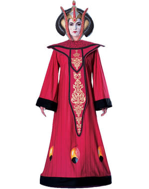 Deluxe dronning Padme Amidala kostyme voksne