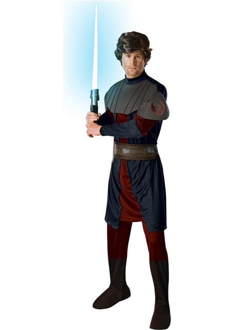 Kostým pro dospělé Anakin Skywalker Hvězdné války: Klonové války
