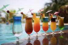 bebida hawaiana