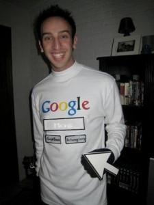 disfraz google