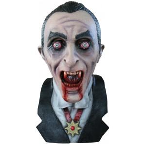 mascara drácula halloween
