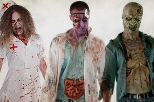 Concurso Halloween: The Zombie Killer