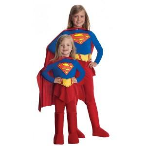 Disfraz de Supergirl Nina - Funidelia