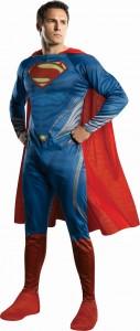 Disfraz de Superman El Hombre de Acero - Funidelia