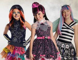 Monster High disfraces