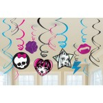 Haenge Deko Monster High