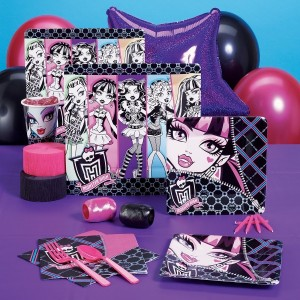 Party Deko Set Monster High