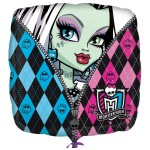 Rechteck Luftbalon Monster High