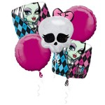 Set Luftballons Monster High Deluxe
