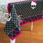 Tischdecke Monster High