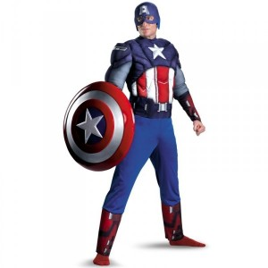 Captain Amercia Kostüm