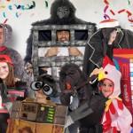 Les costumes les plus originaux pour le Carnaval 2014