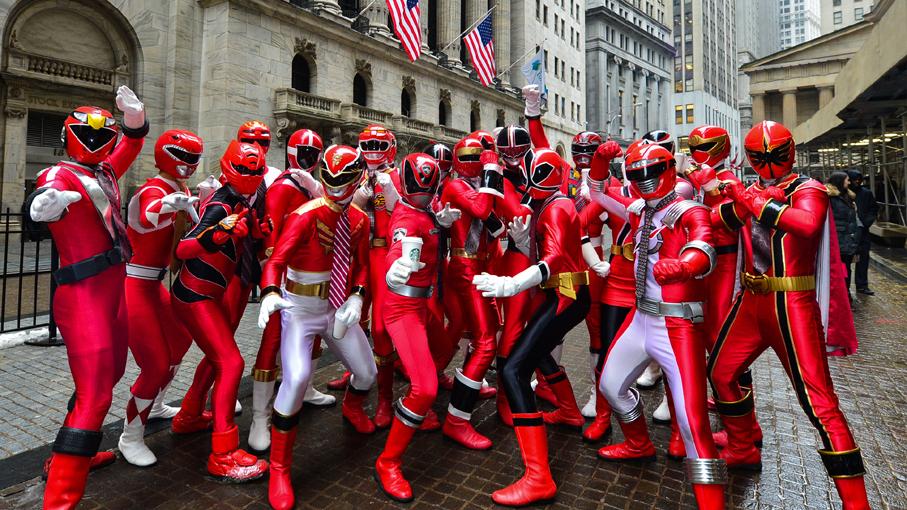 Transforme-toi En Super-Héros Avec Les Déguisements De Power Rangers ! Idées De Déguisements