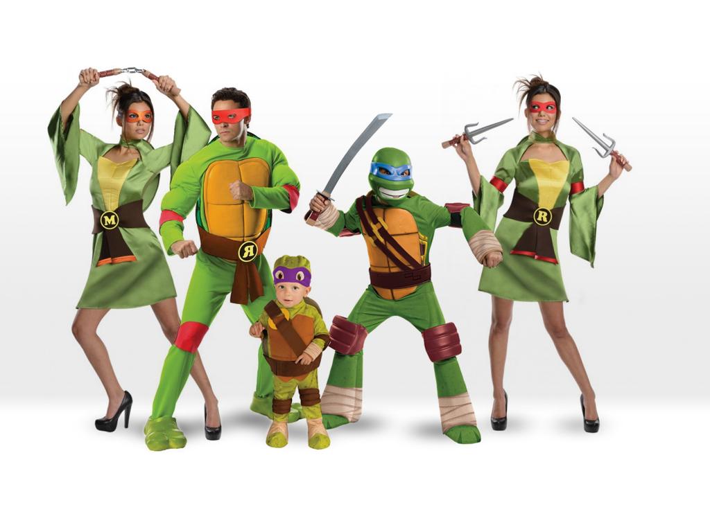 Les meilleurs déguisements de Tortues Ninja