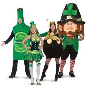 Disfraces Saint Patrick's Day