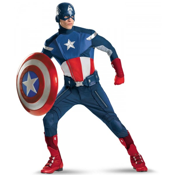 Le costume du film First Avenger